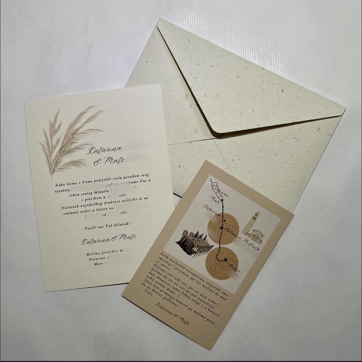 Pozivnice i koverte