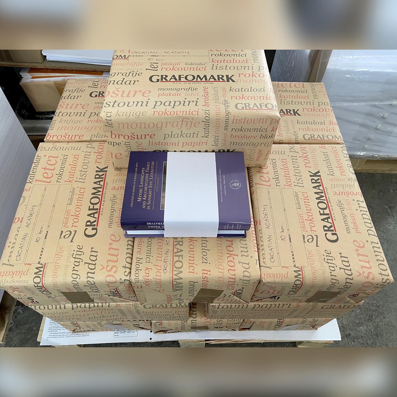 Knjiga tvrdi uvez paketi