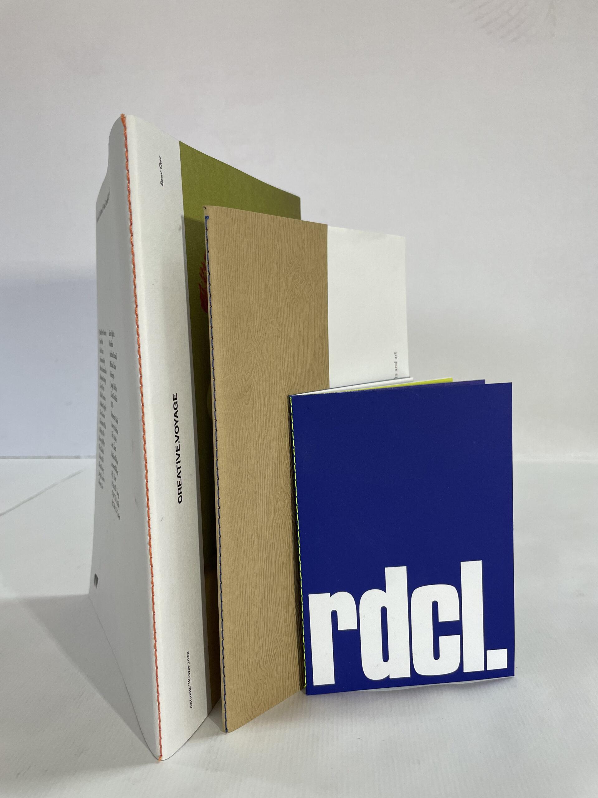 Štepani uvez brošure